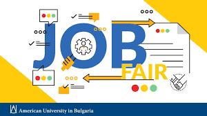 Design Job Fair The Job Fair A Hub Of Opportunities One Million Media