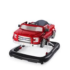 New Walker Design Details About 3in1 Baby Walker Car Designed Baby Push Behind Exerciser Folding Adjustable New