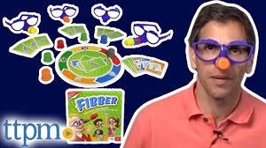 <b>Fibber</b> Board <b>Game</b> from <b>Spin Master</b> - YouTube