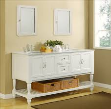 70 colchester double sink vanity pearl white white carrera marble top with optional medicine cabinet