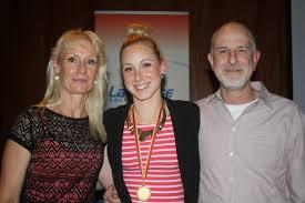 Congratulations to Beth Varga - Lacrosse SA - GameDay