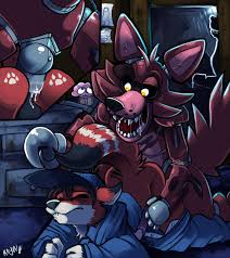 1435133 Five Nights At Freddy s Foxy Mel The Hybrid Five Nights.