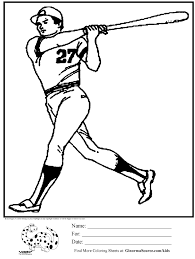 Small Picture Coloring Download Babe Ruth Coloring Pages Babe Ruth Coloring