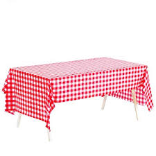 red and white checkered picnic tablecloth. Delighful Tablecloth Pack Of 4 Picnic Table Covers 54u0026quot X 72u0026quot Red And White Inside And Checkered Tablecloth C