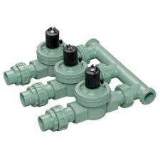 installing wiring sprinkler valves
