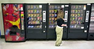 Used Vending Machines Wichita Ks Interesting Neman The Extraordinary Satisfaction Of Getting Food From Vending