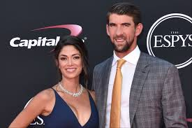 Michael Phelps and wife Nicole welcome son Maverick