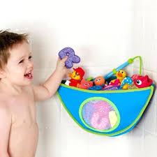 bath toy organizer bathtub toys holder storage net corner mesh hammock skip hop bath toy organizer