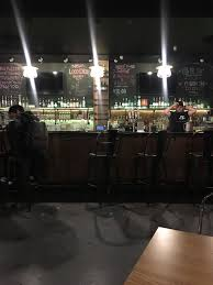 bar at juicy beets in las vegas
