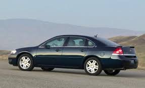 2007 chevy impala recalls - 28 images - car and driver, 2007 ...