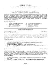 Profile In Cv Sample Resume Cover Letter Template