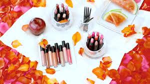 Arbonne Blush Color Chart Lip Makeup Arbonne Cosmetics