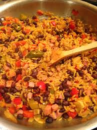 puerto rican rice and beans with chicken. Interesting With Puerto Rican Red Or Black Beans And Rice Inside And With Chicken