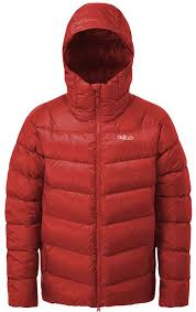 rab neutrino pro down jacket