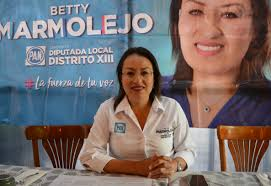Presenta Betty Marmolejo cuarto eje de campaña para fortalecer la ...