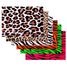 Animal Prints Chemica Heat Transfer Vinyl Animal Prints 15 Wide By The Foot