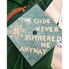 ideas about computer science humor on pinterest  frozen pun unt computer science grad cap