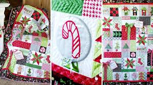 """Jingle All the Way!"""" Quilt @ Kiki's Quilt Shack, Fresno [12 October] & Kimberbell """"Jingle All the Way!"""" Quilt @ Kiki's Quilt Shack, Fresno [12  October] Adamdwight.com"""