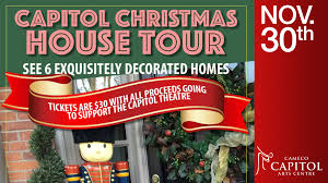 Christmas Event Capitol Christmas House Tour In Port Hope