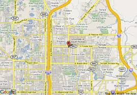 Map Of Hyatt Place Tampa Busch Gardens Tampa Madison Square