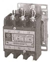 ge controls cr353ac4aa1 lighting contactors crescent electric Ge Lighting Contactor Wiring Diagrams ge controls cr353ac4aa1 contractor relay; 30 amp, 120 volt, 4 pole ge lighting contactors wiring diagrams