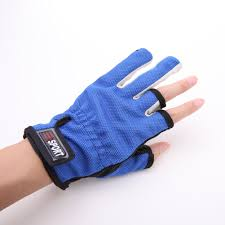 Fishing Gloves <b>Men Women</b> Outdoor Fishing Protection Anti-slip 5 ...