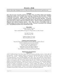 Sample Resume Lpn Sample Product Proposal Letter Nursing Resume