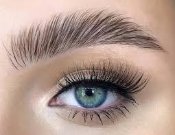идеальные брови без проплешин оптимальный вариант коррекции бровей