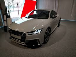2018 audi grey. plain audi 2018 audi ttrs in nardo grey spotted intended audi grey