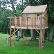 Simple Treehouses For Kids Ideas  Simple Treehouses For Kids Treehouses For Children