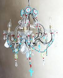 chic chandelier lighting antique one of a kind amazing beaded chandelier chic bohemian shabby chic chandelier