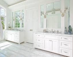 white marble master bathrooms. Modren Bathrooms Master Bathroom With Bi Fold Doors And Mosaic Marble Floor Tiles Throughout White Bathrooms T