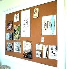 white framed cork board white framed bulletin boards decorative framed cork board comfortable big large black