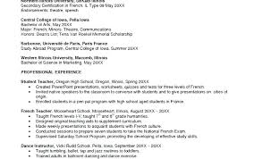 Teacher Objective Resume Teaching Objective Preschool Teacher ...