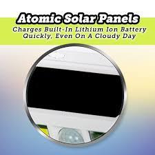 Sunblast Light Walmart Atomic Beam Sunblast Motion Sensor Light Bulbhead