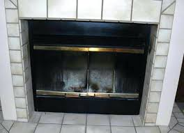 replace fireplace replacement fireplace inserts
