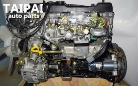 Toyota 1RZ engine assy new engine used engine | taipaiautoparts.com