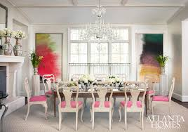 designer john oetgen imbued the dining room with a sense of occasion