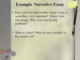 writing a first person essay and using connectors ppt video example narrative essay
