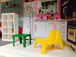 ikea dollhouse furniture.  Dollhouse Start Em Young Adorable Mini Ikea Doll Furniture Exclusive Dollhouse Prime  10 In D