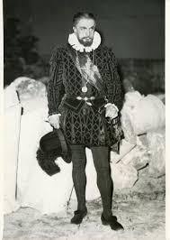 Acteur Albert Lambert en Guillaume le Taciturne, 1935, vintage silver print  by Photographie originale / Original photograph: (1935) Photograph |  photovintagefrance