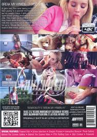 Teen Fidelity Break My Hymen 1 DVD Juicy Entertainment