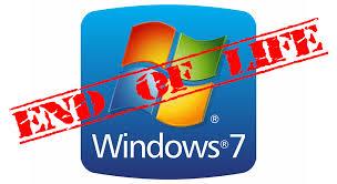 Image result for windows 7 eol