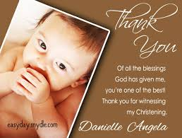 Baptism Quotes Cool Thank You Text Messages For Baptism And Christening Easyday