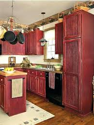 black distressed kitchen cabinets best of white daily room barn red pertaining ideas blac