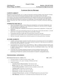 Call Center Resume Examples Extraordinary Call Center Supervisor Resume 28 Customer Service Examples Template