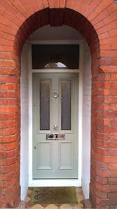 glazed exterior timber doors. glazed victorian door. oak cottage front door exterior timber doors