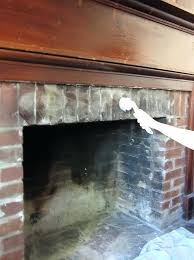 cleaning brick fireplaces how to clean fireplace bricks cleaning brick fireplaces indoors cleaning brick fireplaces