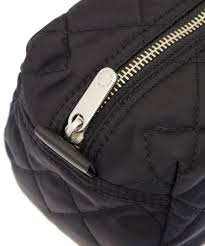 Marc by marc jacobs Large Black Crosby Quilted Cosmetic Bag in ... & Gallery Adamdwight.com