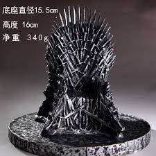 <b>Game Of Thrones</b> Song of Ice and Fire Game of Rights <b>16CM</b> Iron ...